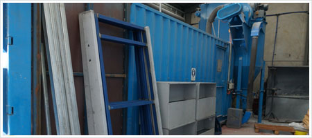 Downs Powdercoating Gallery image - Industry and Mining