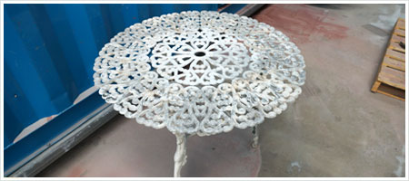 Downs Powdercoating Gallery image - Outdoor Furniture